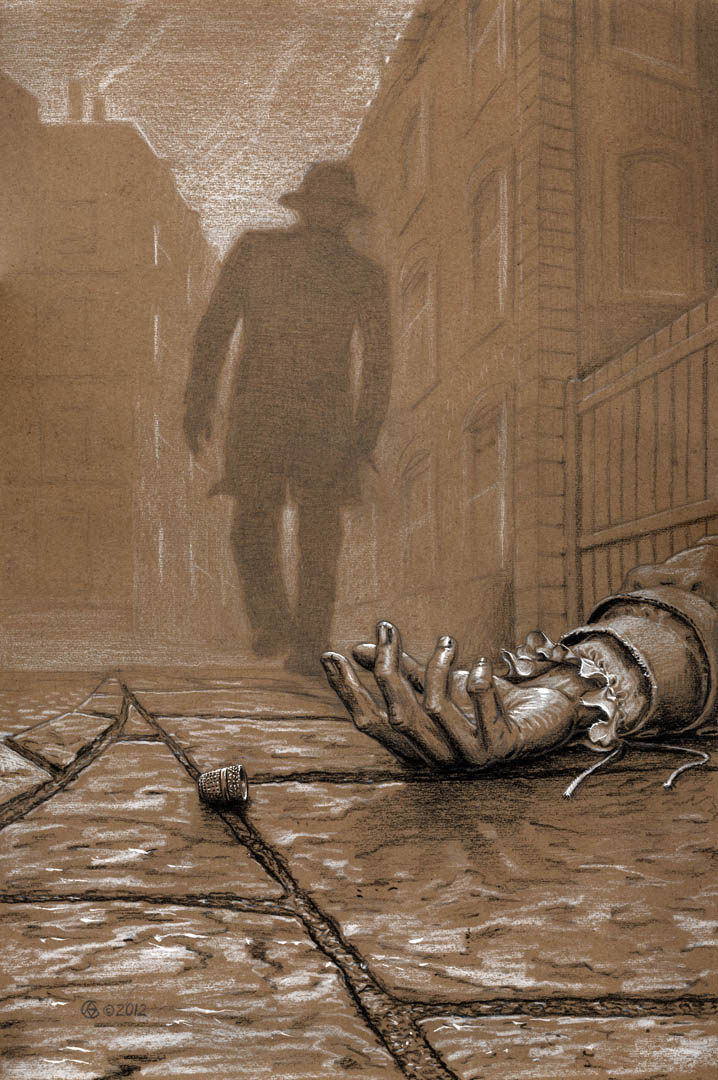 an analysis of jack the ripper Most of the letters signed 'jack the ripper' are widely regarded as hoaxes   however, nini was able to focus his analysis on two of the earliest.