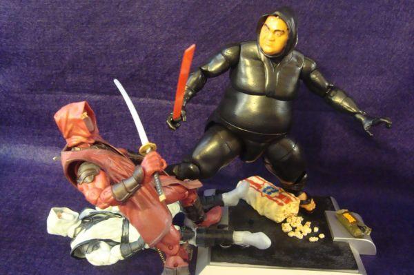 The Morbidly Obese Ninja