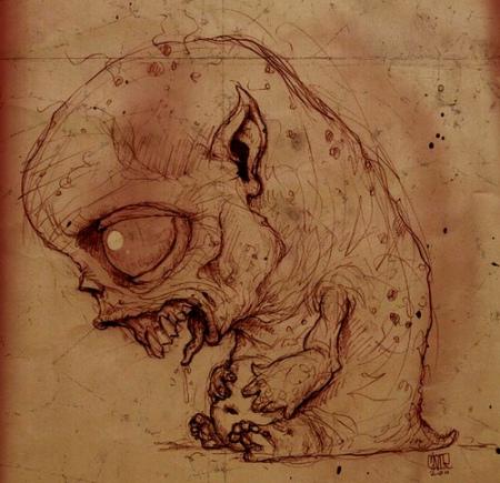 baby nosferatu