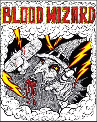 blood wizard