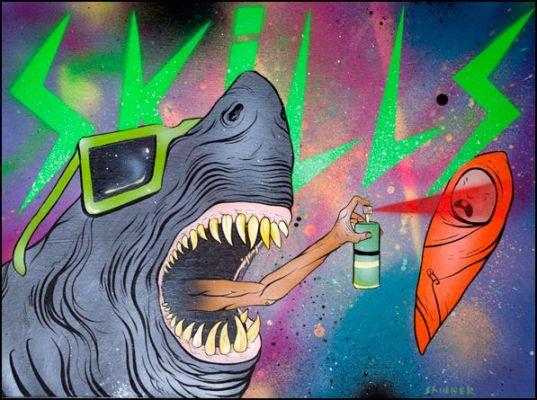 shark skillz
