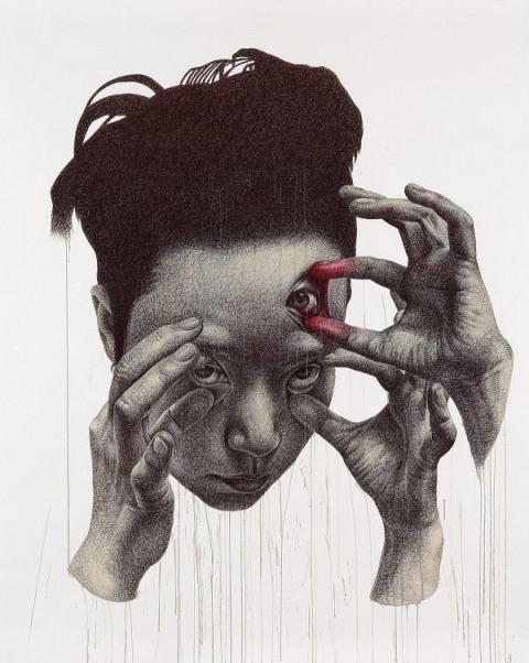 Spunky-Zoe-Art-35873459873