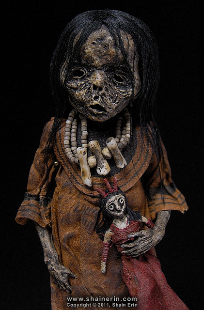 shain erin mummy