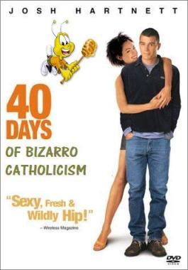 40 days of bizarro catholicism, cheerios