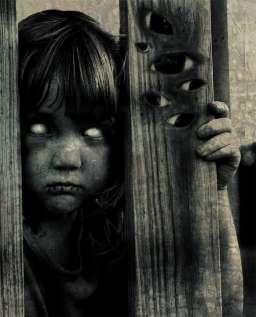 child eyes