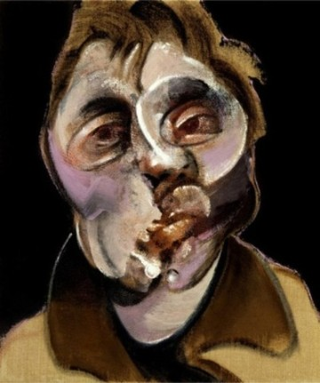 Francis Bacon - Self-Portrait (1969)
