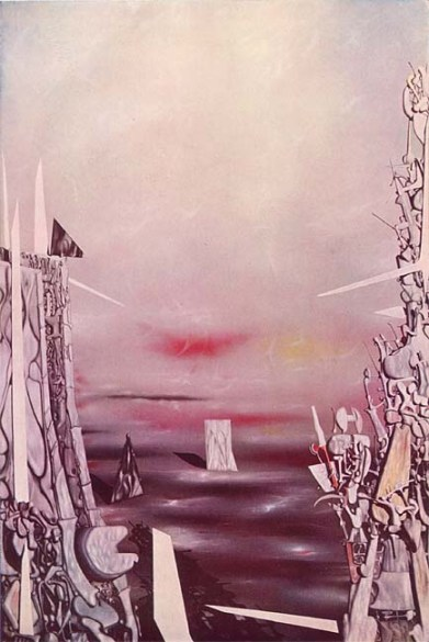 fear by yves tanguy