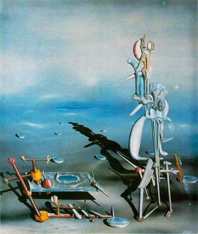 Indefinite_Divisibility by Yves Tanguy