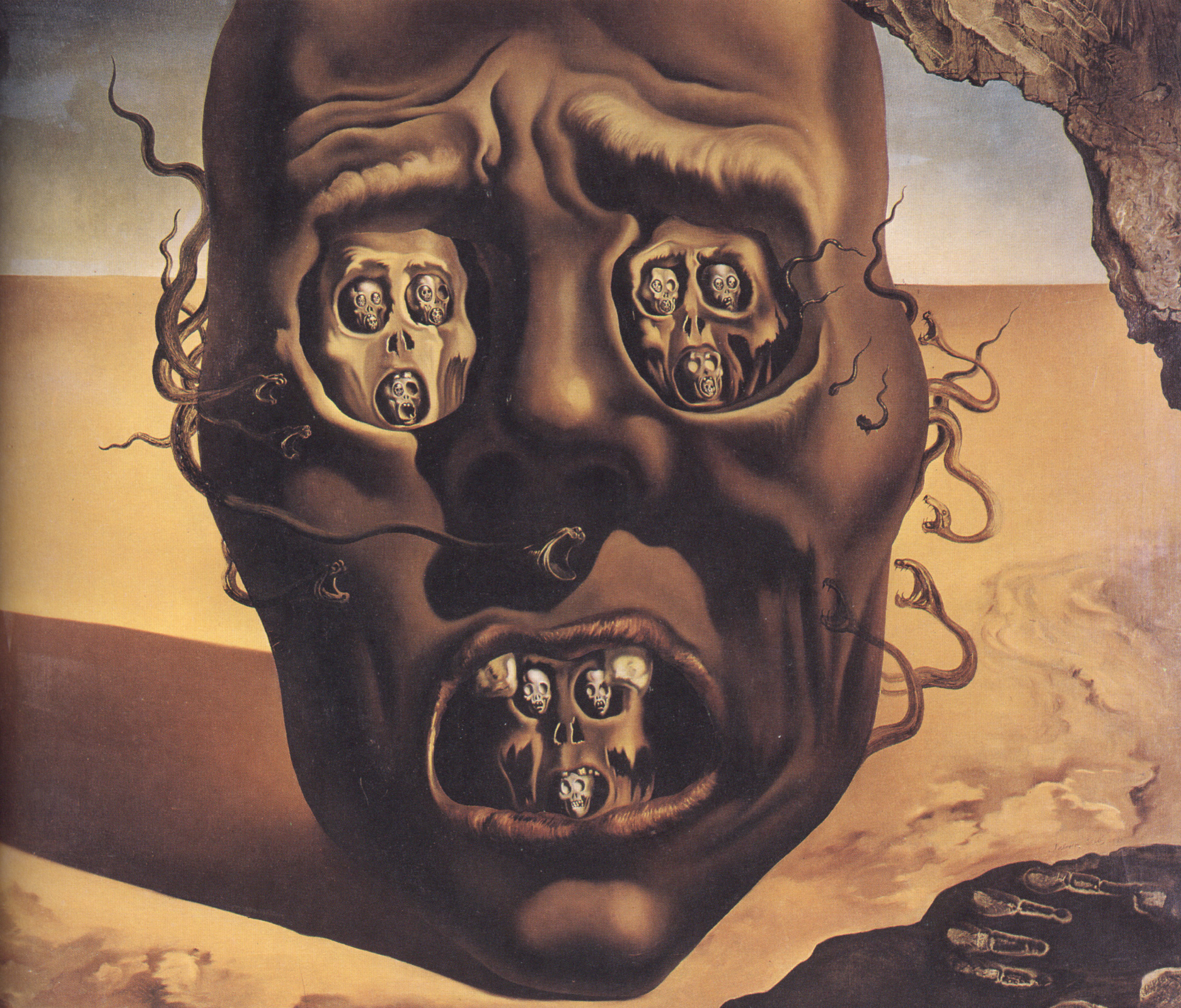 Melting clocks bizarro central for All of salvador dali paintings