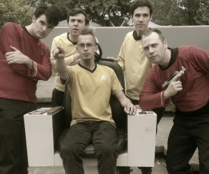 trek in the park