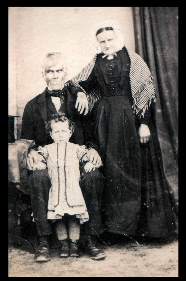 family death portrait