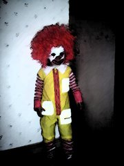 mcdonalds clown