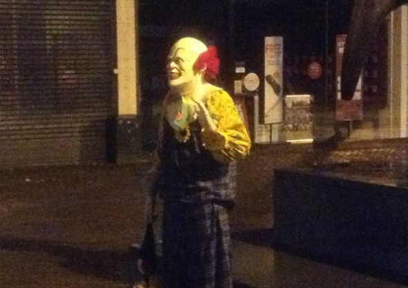 clown dark
