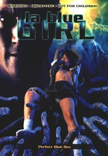 galaxy of terror - la blue girl