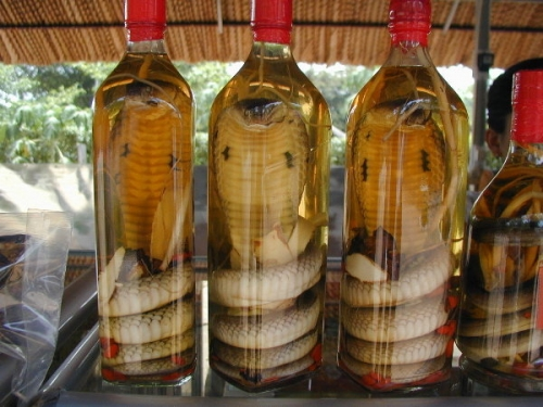 small_snake wine