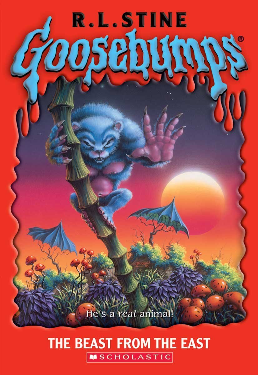Goosebumps Egg Monsters From Mars - Pics about space