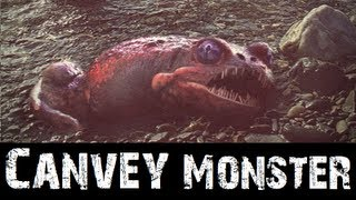 canvey monster
