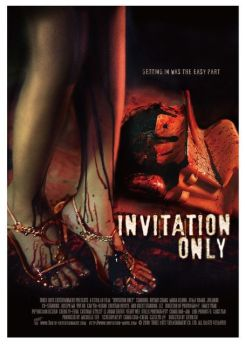 invitation only poster