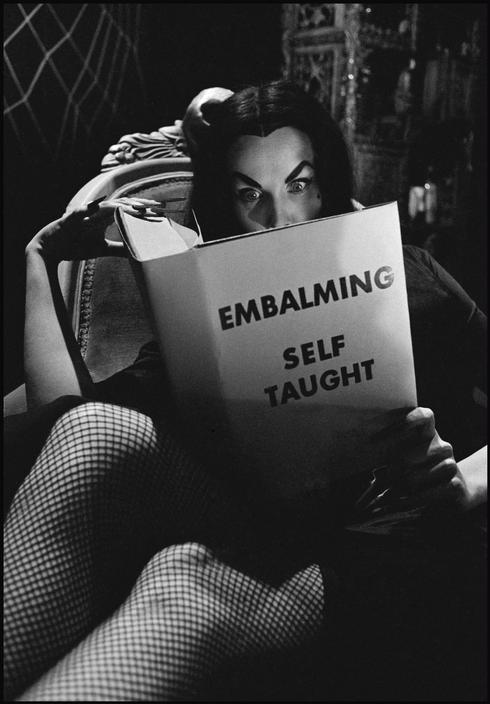 Vampira self taught