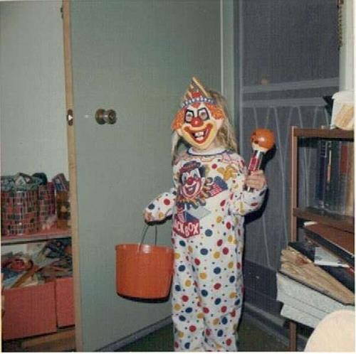 vintage kid costume