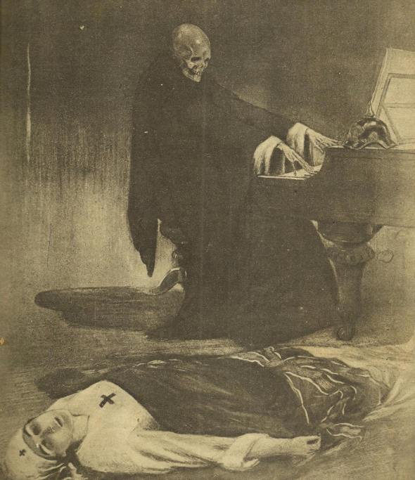 dead on nun