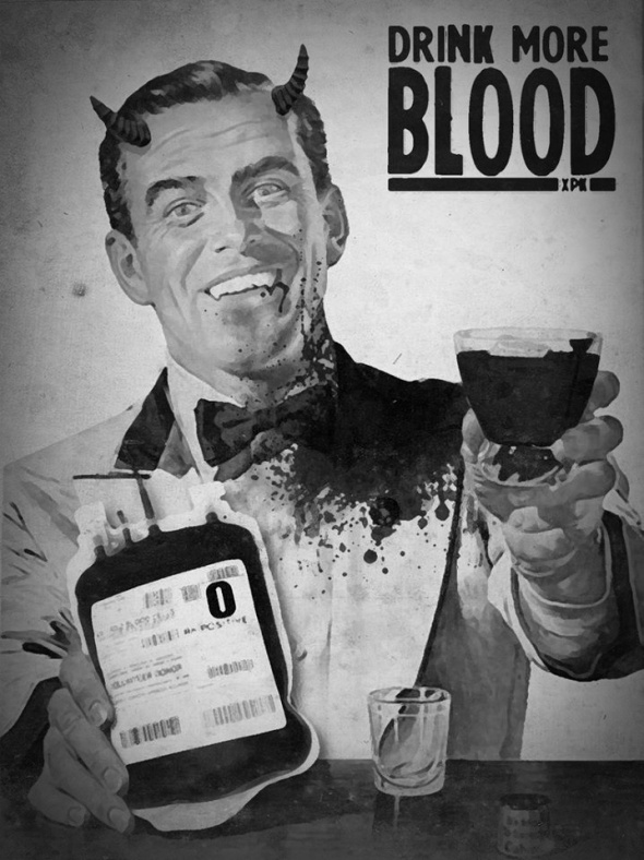 drink more blood