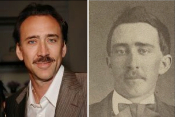 nick cage dopple