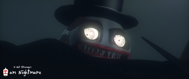 MAXON_C4D_I_am_Nightmare_2