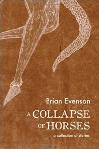 a collapse of horses evenson