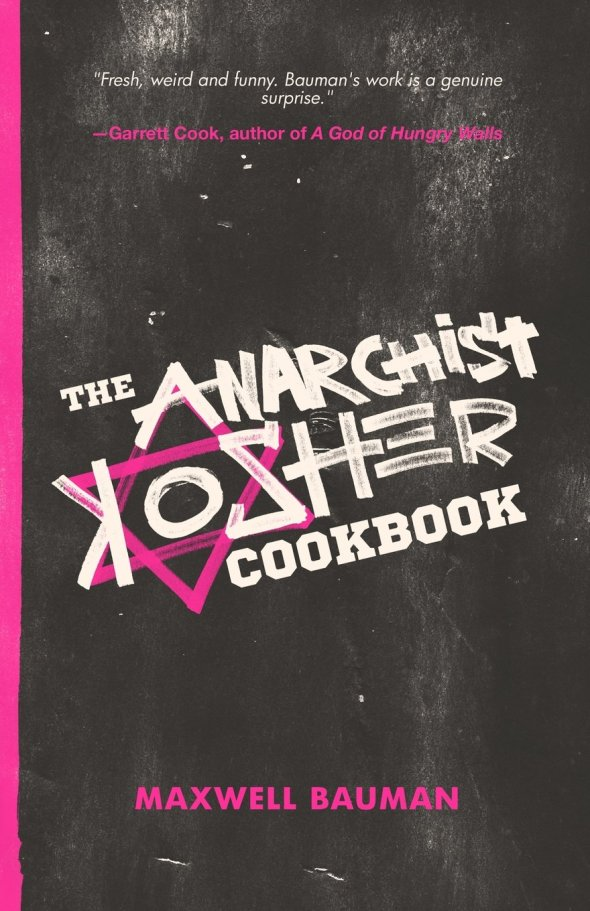 anarchist kosher cookbook bizarro central
